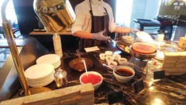 最高の朝食。名古屋マリオットアソシアホテル「パーゴラ」のビュッフェ